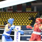 #Jeju AIBA Women's Boxing champs Day 1 PH AIBA.ORg