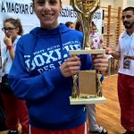 Irma Testa Best Youth Keszthely Boxer