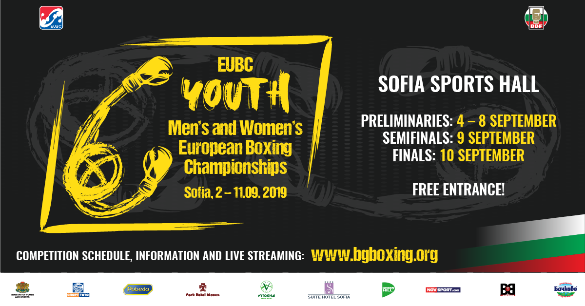 Eubc Youth European Boxing Championships Results Daily