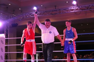 XI Euro Schoolboy Boxing Champs Dublin 2013: 2 Day Results