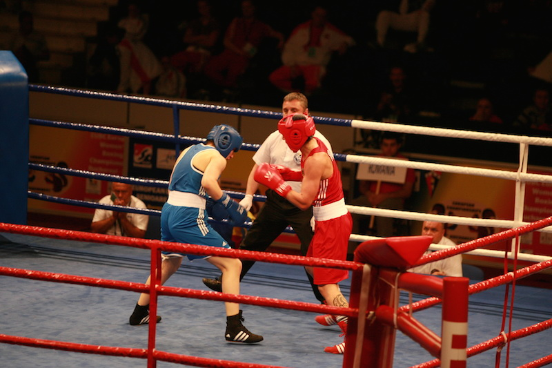 Bucharest2014 Euro Women Boxing Championships Day 3 Results - Day 4