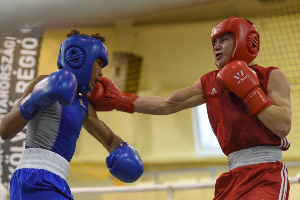 Junior And Youth International Boxing Tournament Gergely
