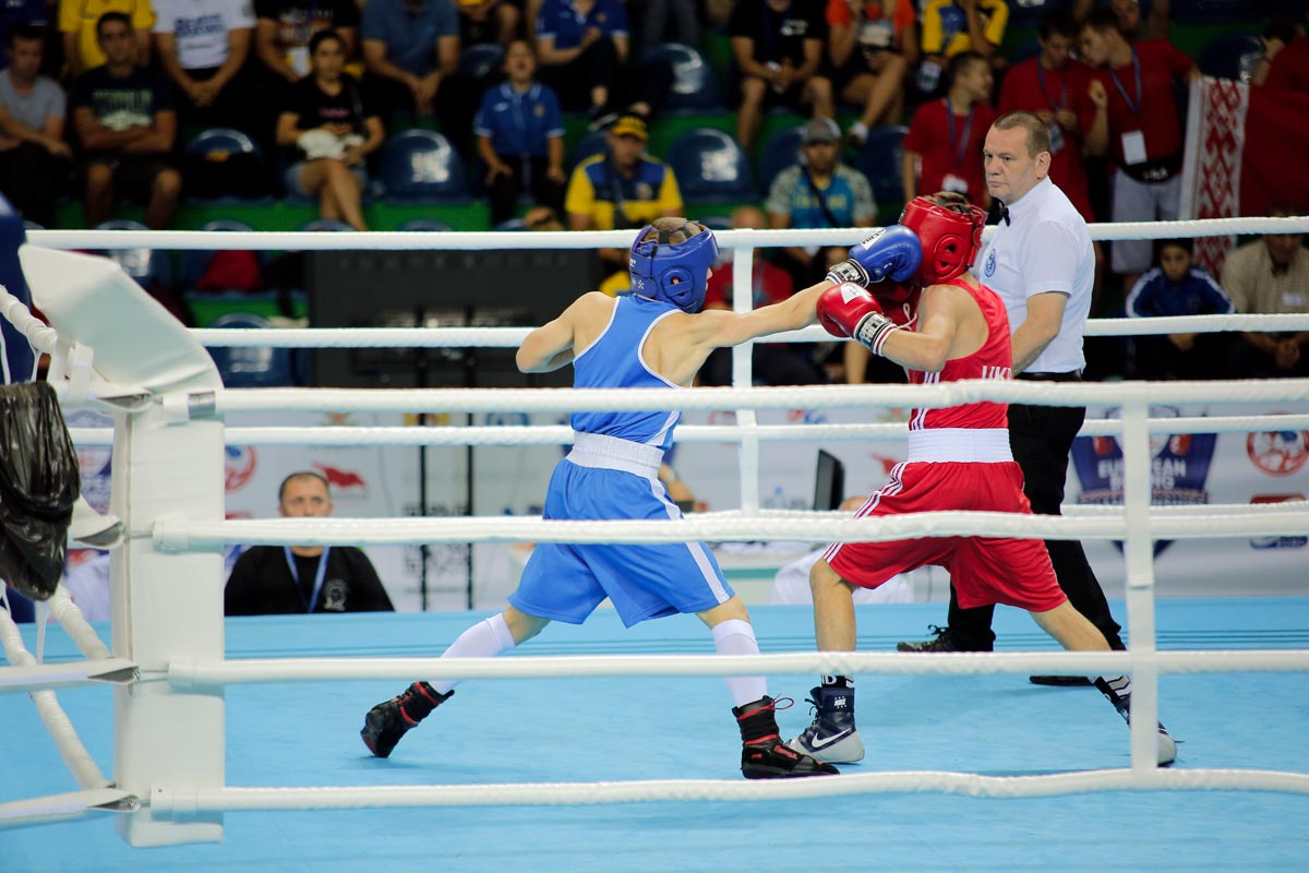 Ireland achieved record number of 18 medals in the EUBC European